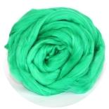 шерсть 22-24мкм Троицк яркая зелень