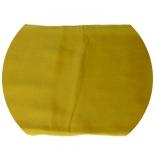 шарфы шелковые окрашенные однотонные и с переходами горчица