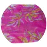 шарфы шифоновые цветные 110см*175см шелковый шарф 055