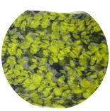 шарфы шифоновые цветные 110см*175см шелковый шарф 052