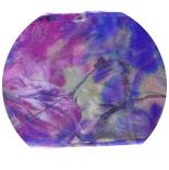 шарфы шифоновые цветные 110см*175см шелковый шарф 0051