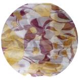 шарфы шифоновые цветные 110см*175см шелковый шарф 0047