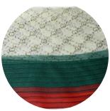 шарфы шифоновые цветные 110см*175см шелковый шарф 0044