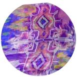 шарфы шифоновые цветные 110см*175см шелковый шарф 0040