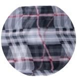 шарфы шифоновые цветные 110см*175см шелковый шарф 0026