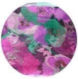 шарфы шифоновые цветные 110см*175см шелковый шарф 0017