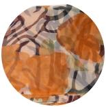 шарфы шифоновые цветные 110см*175см шелковый шарф 0015