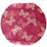 шарфы шифоновые цветные 110см*175см шелковый шарф 0011
