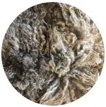 кудри и флис натуральные не окрашенные флис скандинавский серые оттенки