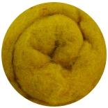 neuseeland мерино в крапинку 27мкм желтый