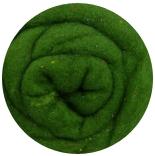 neuseeland мерино в крапинку 27мкм зеленый