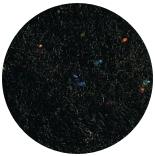neuseeland мерино в крапинку 27мкм черный
