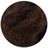 коричневые оттенки 29-30мкм барсук