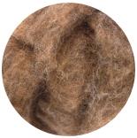 коричневые оттенки 29-30мкм олень