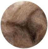 коричневые оттенки 29-30мкм кролик