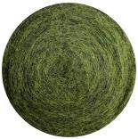Bergschaf 29-32мкм Литва оливковый