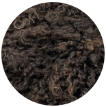 кудри и флис натуральные не окрашенные флис скандинавский черный