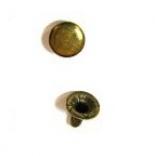 Люверсы, блочка, хольнитены, петли хольнитен чешский 11,7мм антик