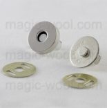 Замки, застежки, магниты магнитная кнопка замок 10мм никель