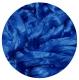 насыщенно синий