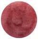 дымчато-розовый К4004