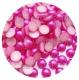 ярко розовый 8мм