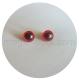 глазки 9мм красные