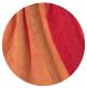 индийский желтый + огненно красный 100% шерсть
