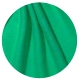 префельт зеленый неон + шелк малбери бирюза