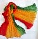 шарф многоцветный 006