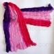 шарф многоцветный 009