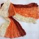 многоцветный шарф 016