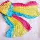 многоцветный шарф 028