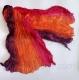 многоцветный шарф 030
