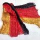многоцветный шарф 032