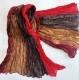 многоцветный шарф 034