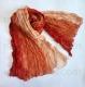 многоцветный шарф 040