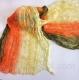 многоцветный шарф 044
