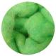 зеленый мелированный желтым и бирюзовым