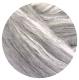 меринос мелированный серый с шелком tussah