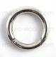 кольцо разъемное 25мм сатен