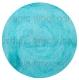 голубой аквамарин К6015