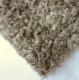 мохер 22мм кудрявый серый