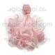 кудрявые локоны розовые
