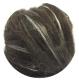 бленд шетланд натурально черный с шелком tussah