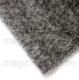 мохер 9мм серый меланж