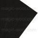 фетр 0058 черный