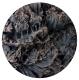 флис шетланд черный