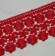 макраме красное 80мм
