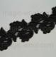 металлизированное на сетке черное 55мм
